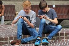 mobile adolescent web