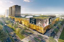 Le centre commercial de la Cloche d'Or est un des projets phares de Ceetrus.