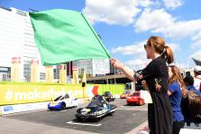 L'équipage grand-ducal a pris part au 33ème Shell Eco-Marathon, au Queen Élizabeth Olympic Park à Londres.