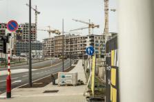De nombreux chantiers pourraient être impactés si les syndicats du bâtiment lançaient une grève.