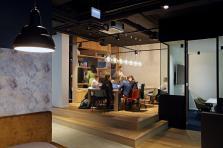 Silversquare Luxembourg est le dernier né des espaces de coworking.