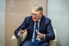 Nicolas Schmit voudrait continuer à réformer l'Adem pour arriver au plein-emploi dans les 5 ans.
