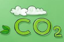 Le dioxyde de carbone (CO2) extrait de l'air peut être utilisé pour fabriquer du carburant synthétique.