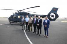 Acquisition de deux hélicoptères par le Luxembourg.
