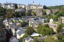 Le centre-ville de la capitale pourrait rapidement se retrouver saturé en cas de relocalisations importantes d'acteurs de la City au Grand-Duché.