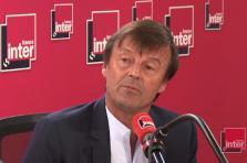 Nicolas Hulot sur France Inter
