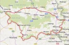 D'un commun accord entre l'Agence fédérale pour la sécurité de la chaîne alimentaire (Afsca) belge et la Région wallonne, une zone infectée a été délimitée autour des cas détectés.