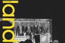 Dans ce numéro, le Land revient sur la campagne et les thématiques défendues par Étienne Schneider.