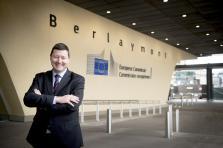 Martin Selmayr, Commission européenne