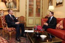 Comme il est d'usage au lendemain des élections législatives, Xavier Bettel a remis ce lundi matin la démission de son gouvernement au Grand-Duc.