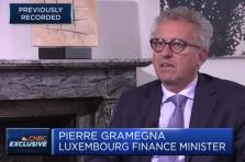 Pierre Gramegna sur CNBC