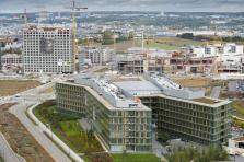 La Cloche d'Or sera à terme – notamment avec l'arrivée du tram – un nouveau lieu de vie dans la capitale.