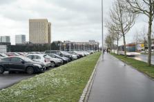 Enquête d'IMS Luxembourg sur la mobilité du Kirchberg.