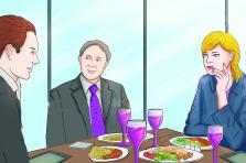 Un déjeuner d'affaires est régi par une série de codes à respecter: par exemple, si plusieurs personnes sont présentes, il est impératif de prendre le temps de les présenter chacune dès le début pour mettre à l'aise ses convives.