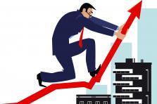 Les loyers des maisons et des appartements ont augmenté en 12 mois de respectivement 6% et 5%.