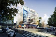 Le futur centre commercial Royal-Hamilius fait partie des quatre nominés dans la catégorie des «Best Futura Shopping Centre».