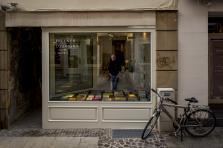 Hans Fellner se lance de nouveau dans l'aventure d'une librairie en centre-ville.