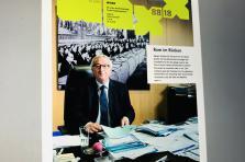 Jean-Claude Juncker, président de la Commission européenne, dans Woxx