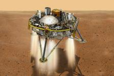 Il aura fallu 7 ans et de 480 millions de kilomètres à la sonde InSight pour atterrir sur Mars.
