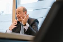 Philippe Meyer, managing partner, KPMG Luxembourg