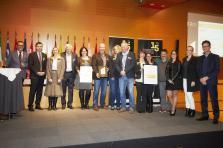 Le «Luxembourg Excellence Award» a été décerné à la Résidence Op der Waassertrap.