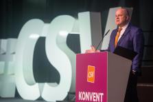 Président du CSV depuis 2014, Marc Spautz cédera sa place lors du congrès du parti programmé le 26 janvier prochain.