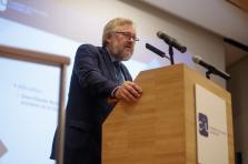 Jean-Claude Reding: «Nous sommes occupés à préparer la campagne d'information, car nous savons que de nombreux salariés ne nous connaissent pas.»