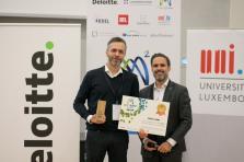 «Nous sommes en train de nous établir au Luxembourg, que nous voulons utiliser comme un hub pour s'attaquer de nouveaux marchés européens», confie Michael Neidhöfer (à gauche), le CEO de Zreality.