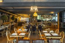 C'est la cuisine généreuse du sud qui fait le lien entre les différents mets proposés par le restaurant.