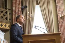 Xavier Bettel, Chambre des députés