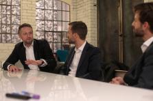 Georges Bock avait repéré la start-up depuis leur passage sur la scène de la première édition des Fintech Awards en 2016.