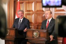 Jean Asselborn et Kemal Kılıçdaroğlu