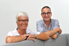 L'équipe Pirsch, dirigée par Tania et Ernest Pirsch, est également sur le pont pour le 55e Autofestival.