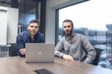 Kevin Muller et Cédric Alfonsi, les cofondateurs de Passbolt.