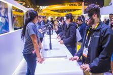 CES réalité virtuelle