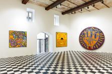 La galerie Zidoun-Bossuyt présente une exposition de Keith Haring.