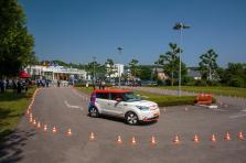 Made in Luxembourg– La première mouture de la voiture autonome développée par le 360Lab au sein du SnT de l'Uni fonctionne pour l'instant dans des scénarios bien définis.