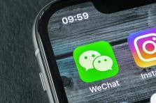 WeChat s'est développée très rapidement et occupe maintenant un tiers du trafic mobile en Chine.
