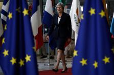 Le but de cette nouvelle visite est de rouvrir les négociations avec l'UE, notamment sur l'épineuse question de la frontière irlandaise.