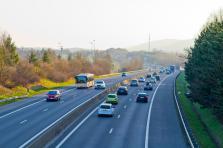 Certains jours, on compte jusqu'à 90.000 véhicules sur l'A3.