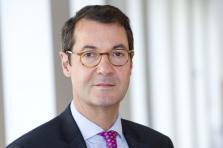 Bruno Colmant, head of macro research chez Degroof Petercam Bruxelles et professeur auxiliaire à la Luxembourg School of Finance.