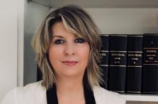 Sabrina Martin, avocat à la Cour et fondatrice du cabinet Martin Avocats