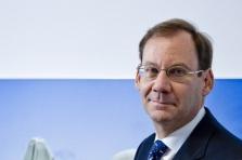 Roger Hartmann, banquier helvético-luxembourgeois