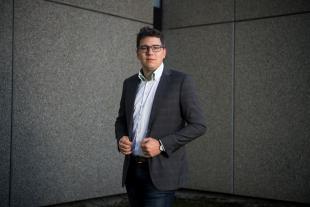 Pour Sven Clement, l'identité luxembourgeoise ne doit pas devenir un thème de campagne.