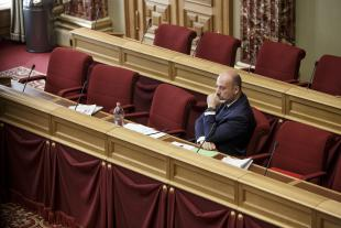 Étienne Schneider, ministre de l'Économie
