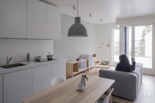 Appartement aménagé par EL'LE