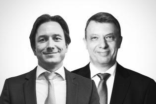 Jean-Paul Olinger et Fernand Kartheiser