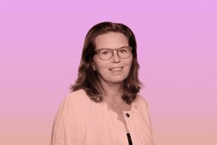 Karin Schintgen: «Je crois que les femmes sont plus prudentes et veulent que tous les pans de leur vie avancent de façon harmonieuse».