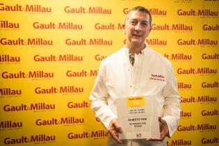 Roberto Fani, le chef propriétaire du restaurant Fani à Roeser, s'est vu attribuer le titre de Chef de l'année pour cette 16e édition.