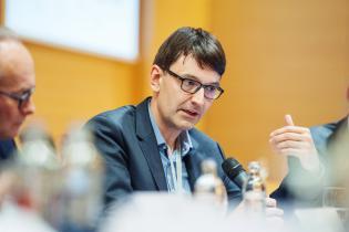 Marc Wagener, le directeur de la Fondation Idea